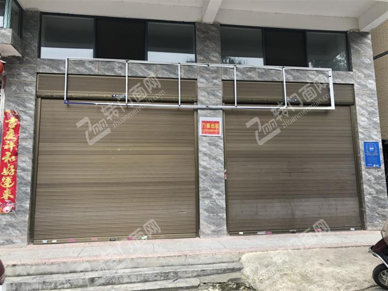 (出租)河西临街100平米旺铺直租