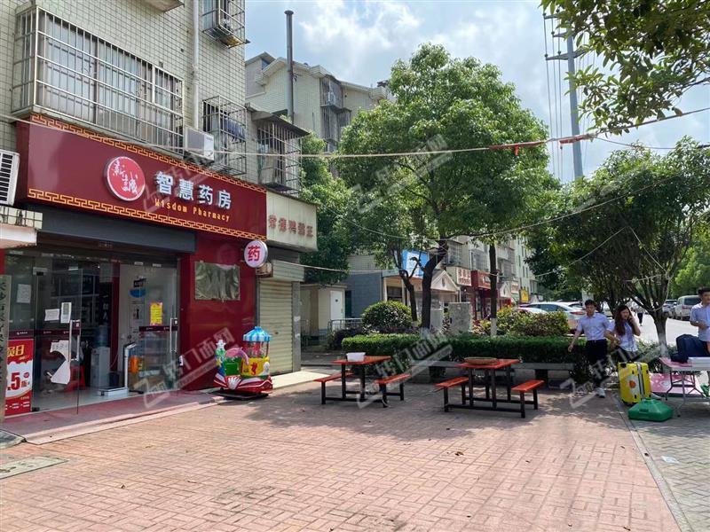 低价急转、大学城成熟小区100㎡临街旺铺(可空转)